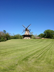 Batavia windmill, down by the Fox River…